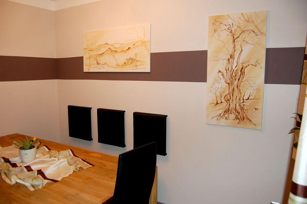Der wanddesigner motive f r esszimmer an wand oder staffel for Bildmotive wohnzimmer